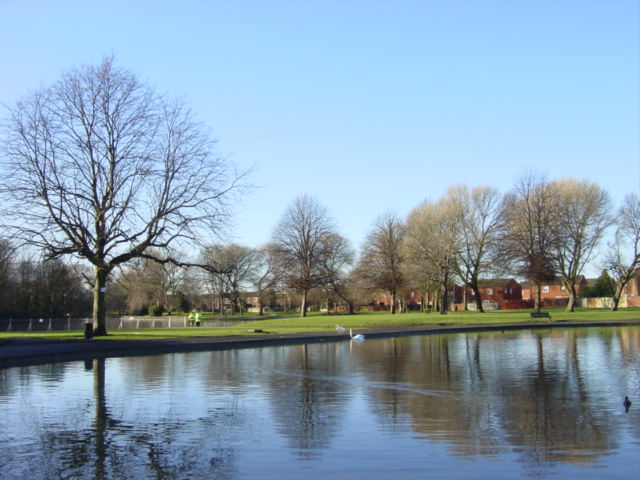 Fishing Lake, Walton Hall Park
