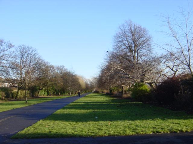 Walton Hall Park