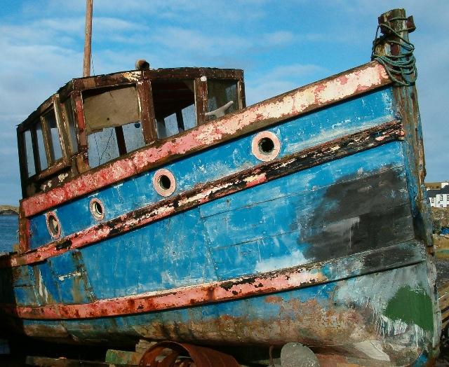 Portnahaven Boatyard