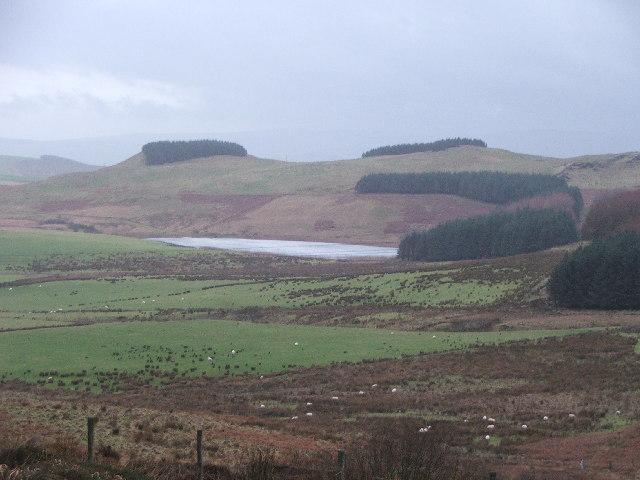Skeroblin Loch.