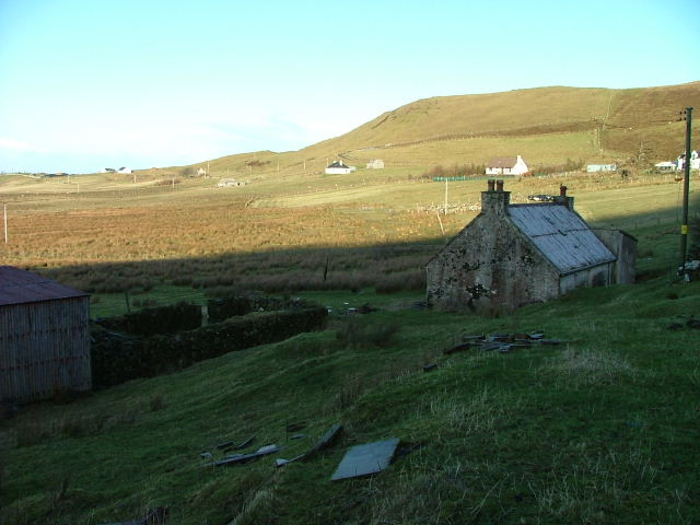 Dilapidated Croft