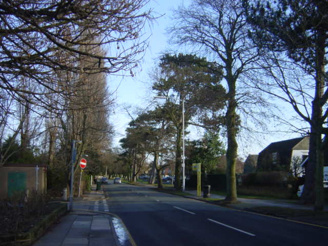 Allport Road, Bromborough