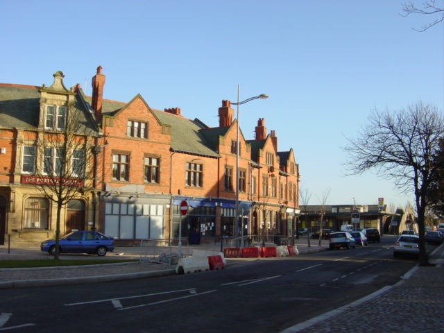 The Quadrant, Hoylake