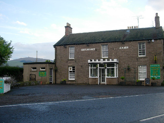 The Belmont Arms