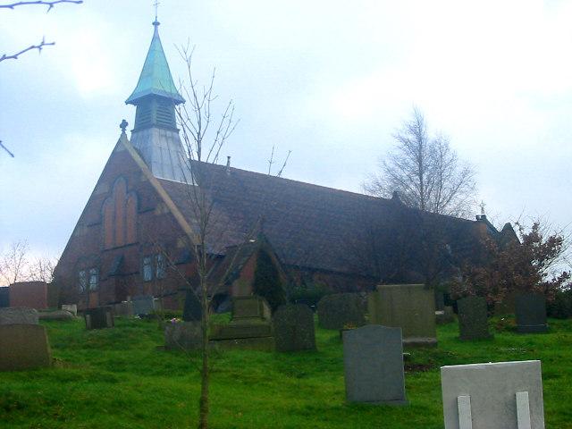 Newchapel St. James Church