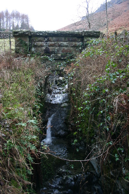 Bridge Over Middlesteads Gill, Armboth
