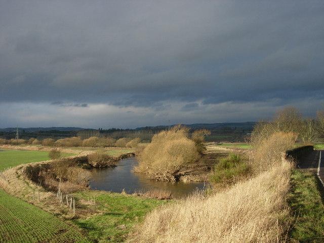 River Isla at Bridge of Crathies