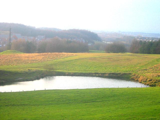 Fanny Pool, Birchenwood Country Park