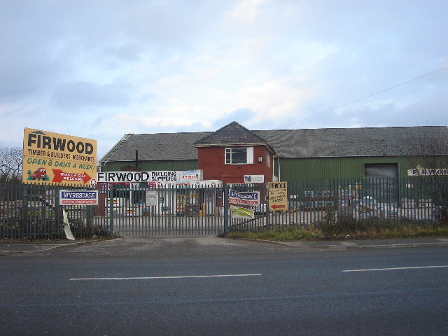 Firwood Building Supplies, Dobb Brow