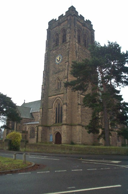 St Anne's Church, Worksop
