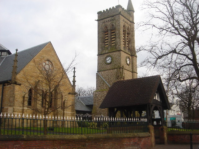 St. Bartholomew, Westhoughton