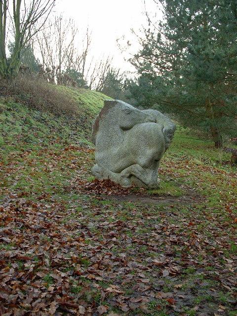 Horse, Yorkshire Sculpture Park
