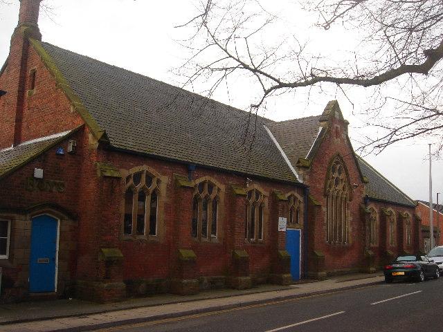 St. Bartholomews church school, Westhoughton