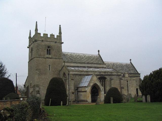 Church of St Mary, Swinstead
