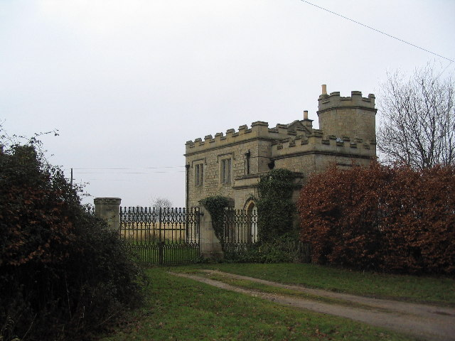 The Lodge, Irnham Park