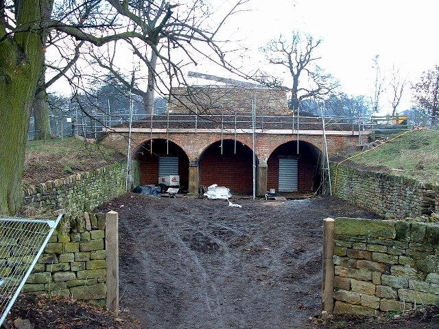 The Deer Shelter, Yorkshire Sculpture Park