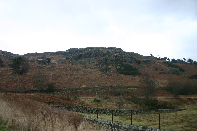Long Band, High Rigg