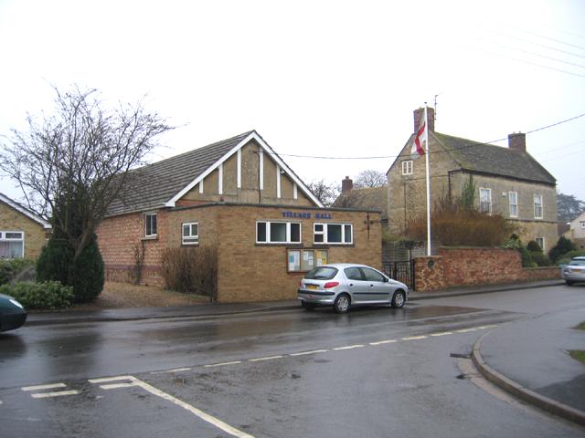 Village Hall, Langtoft, Lincs