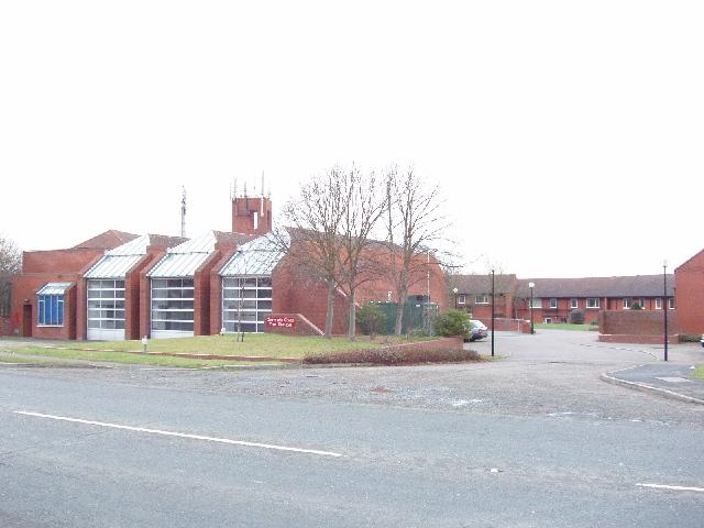Gerrards Cross fire station