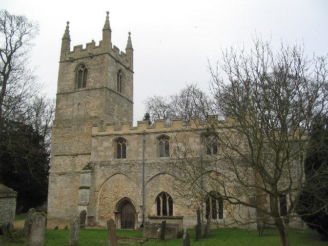 Church of St Andrew, Irnham