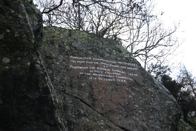 Rock Inscription Thirlmere