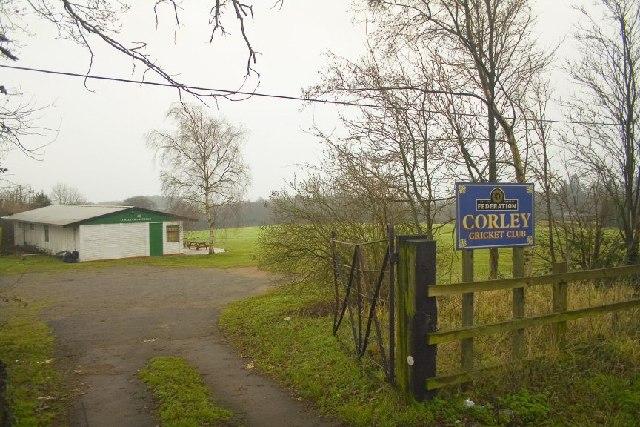 Corley Cricket Club