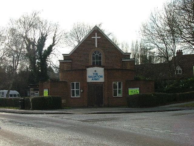 Letchworth Salvation Army Hall