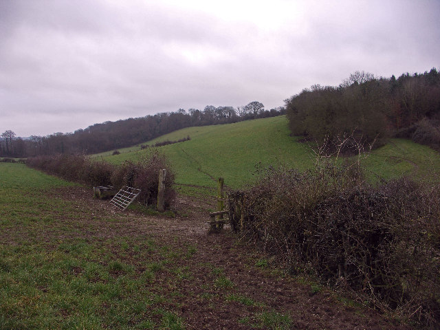 Farmland near Stokenchurch