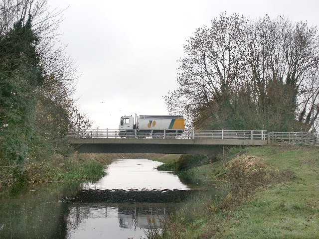 Road Bridge over the River Bain, Coningsby