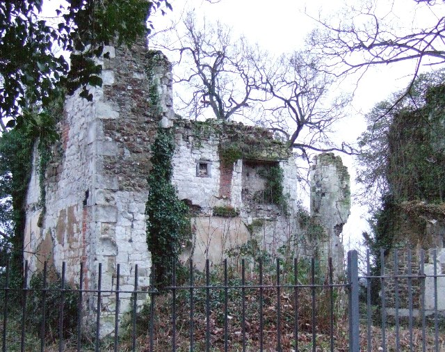 Betchworth Castle (Ruins of)