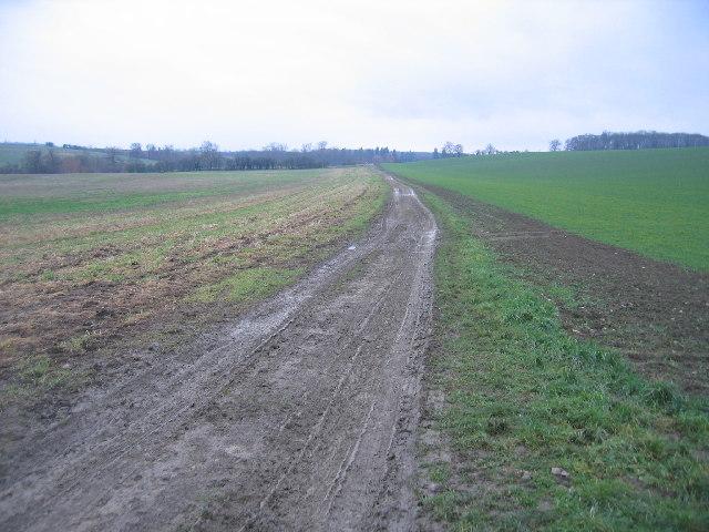 Bridleway to Compton Verney