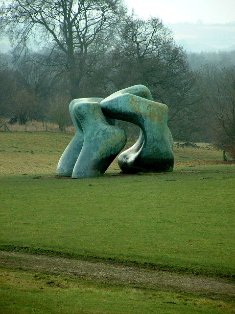 Henry Moore Sculpture, Yorkshire Sculpture Park