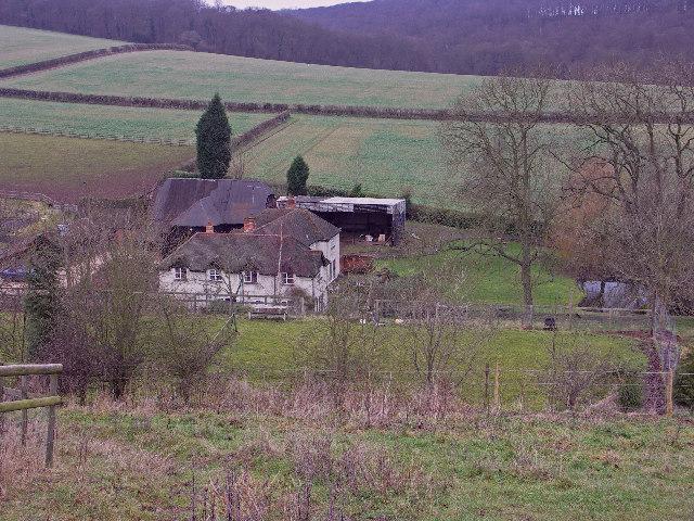 Hallbottom Farm, near Stokenchurch