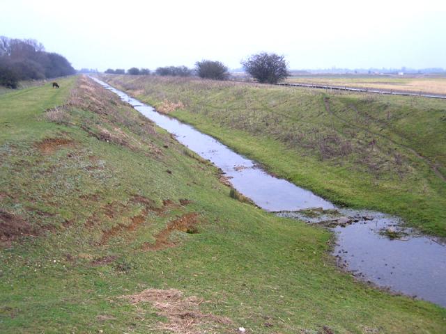 Greatford Cut, West Deeping, Lincs