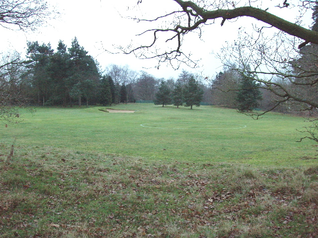 Chalfont Park golf course