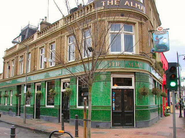 The Alma Public House, Old York Road