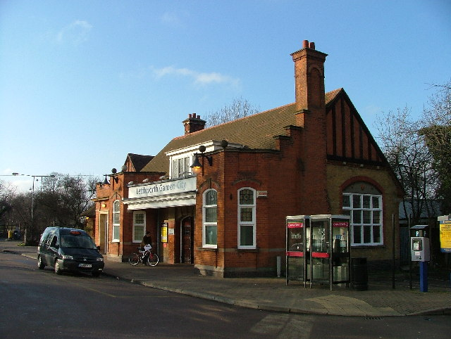 Letchworth Railway Station