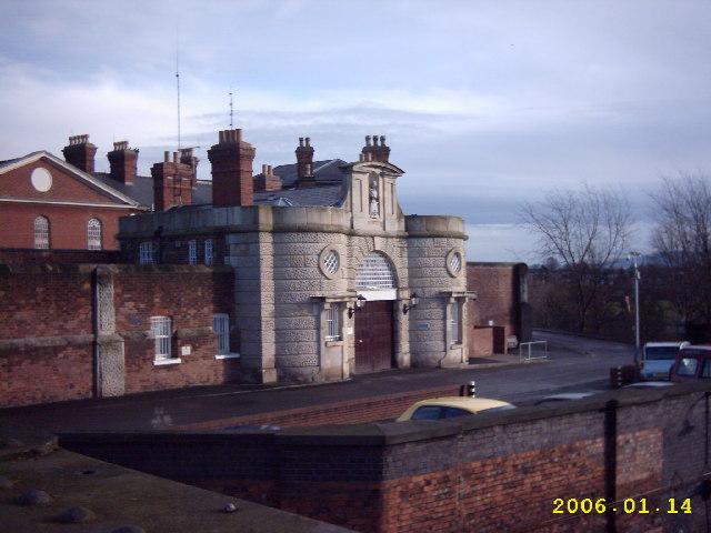 Shrewsbury Prison