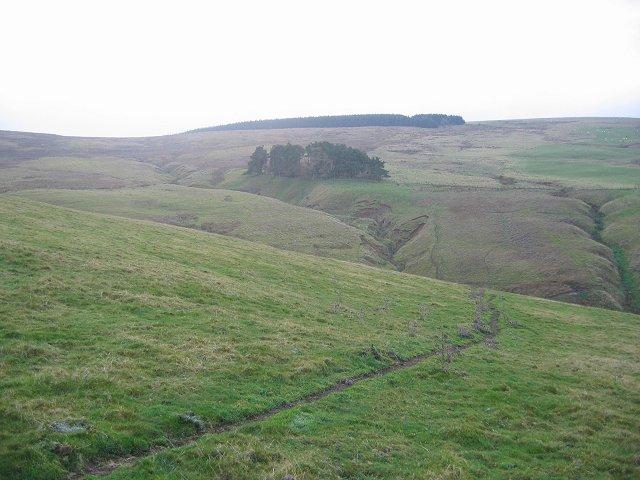 Blegbie Hill.