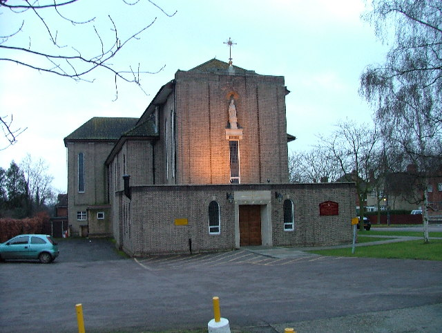 St Hugh of Lincoln's Catholic Church