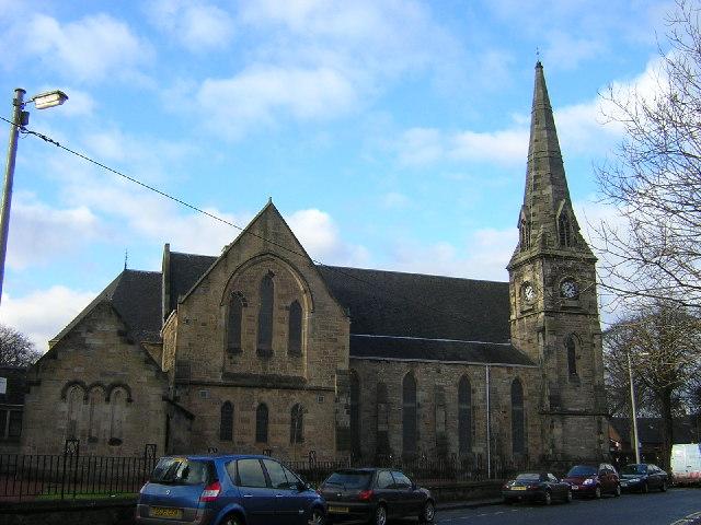 Uddingston Old Parish Church