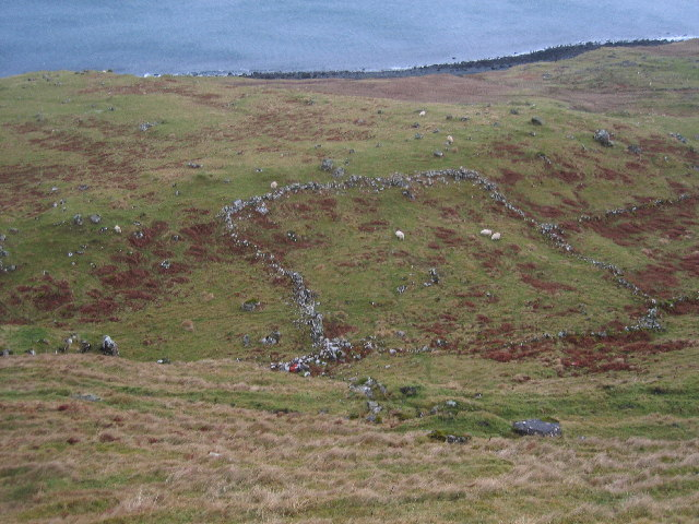 Old Settlement at Osmigarry