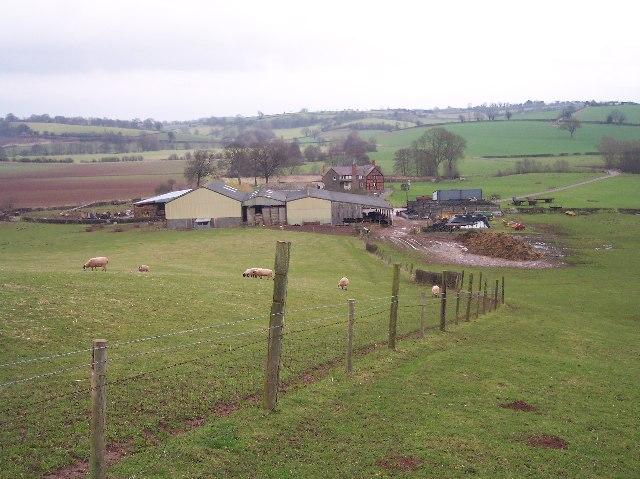 Upper Venn Farm
