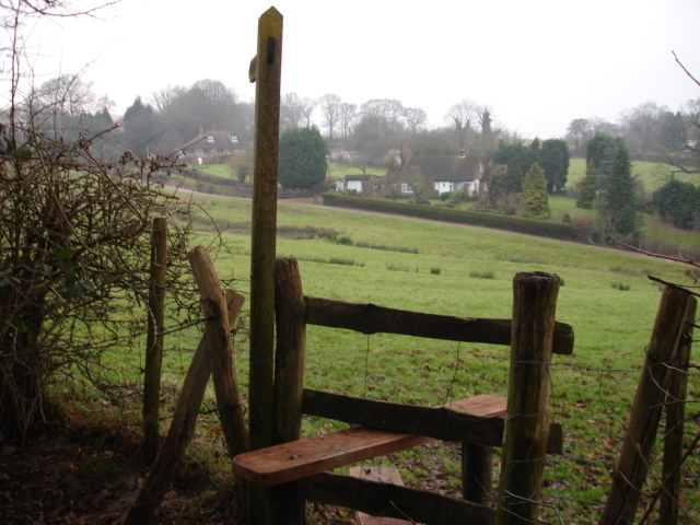 Stile Vines Cross East Sussex