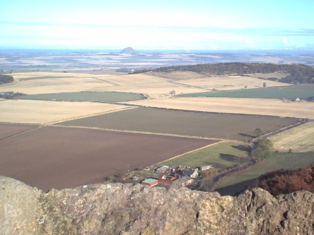 View from Hopetoun Monument