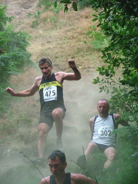 Roseberry Topping Race 2005