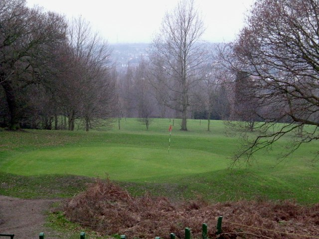 Boyce Hill Golf Course, Benfleet
