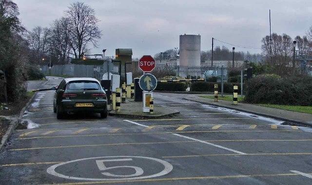 Toll Gate, Rye Road