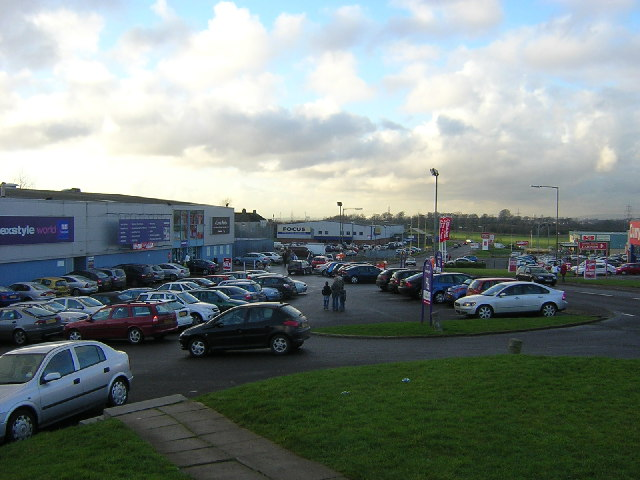 Birkenshaw Trading Estate