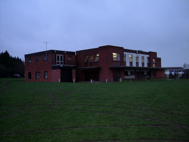 Woodside Park Sports Pavilion, New Thundersley
